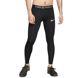 Men's Underwear Tights Nike Pro Swoosh Tights  Black/White BV5641010