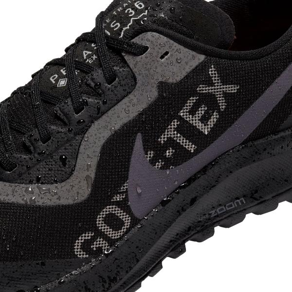 Nike Pegasus 36 GORE TEX Scarpe Trail Uomo BlackThunder
