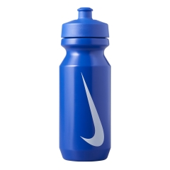 Nike Big Mouth Swoosh Water Bottle 650 ml - Blue/White