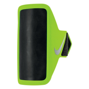 Running Armband Nike Lean Smartphone Arm Band  Electric Green/Silver N.000.1324.307.OS