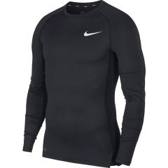 Nike Pro Shirt - Black/White