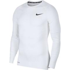 Nike Pro Shirt - White/Black