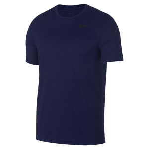 Men's Running T-Shirt Nike Superset TShirt  Navy AJ8021478