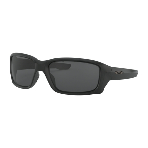 Oakley Straightlink Glasses - Matte Black/Grey