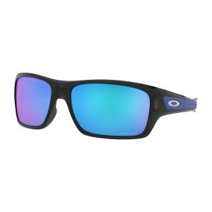 Oakley Turbine Glasses - Black Ink/Prizm Sapphire