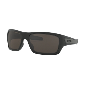 Oakley Turbine Glasses - Matte Black/Warm Grey