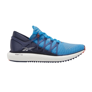 Women's Performance Running Shoes Reebok Floatride Run 2.0  Cyan/Heritage Navy/Rosette DV9218