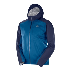 Salomon Bonatti Jacket - Night Sky/Poseidon