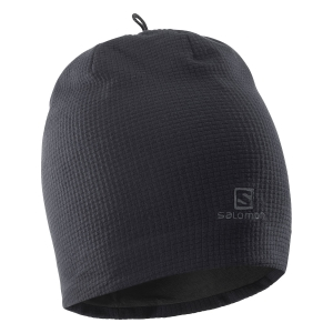 Beanies Salomon RS Warm Beanie  Black L39492500