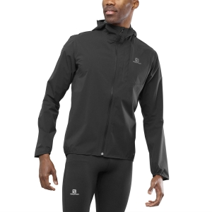 Men's Running Jacket Salomon Bonatti Pro Jacket  Black LC1162100
