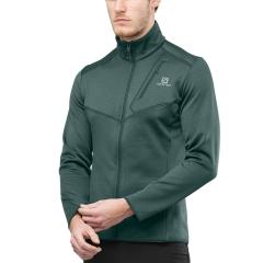 Salomon Discovery Shirt - Green Gables