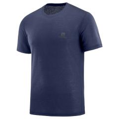 Salomon Explore T-Shirt - Navy