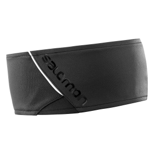 Fasce Salomon Fascia  Black/Shiny Black L40295400