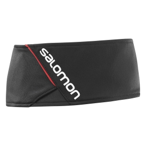 Thermal Head Band Salomon RS Headband  Black/White L39493700