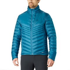 Salomon Haloes Down Jacket - Petrol