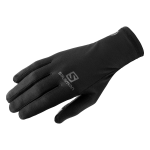 Guantes Running Salomon Nso Pro Gloves  Black LC1185400