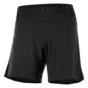 Men's Running Short Salomon Sense 7in Shorts  Black LC1045300