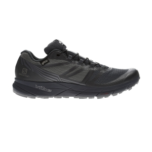 Scarpe Trail Running Uomo Salomon Sense Ride 2 GTX Nocturne  Ebony/Quiet Shade/Black L40723600