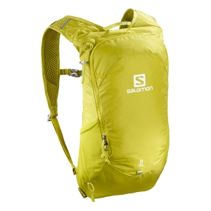 Zaino Sportivo Salomon Trailblazer 10 Backpack  Lime LC1085200
