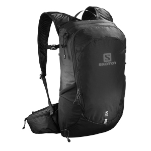 Sport Backpack Salomon Trailblazer 20 Backpack  Black LC1048400