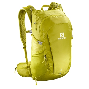 Zaino Sportivo Salomon Trailblazer 30 Backpack  Lime LC1084000