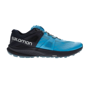 Scarpe Trail Running Uomo Salomon Ultra Pro  Hawaiian Ocean/Navy Blazer/Mallard Blue L40802400