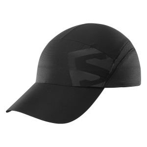 Hats & Visors Salomon XA Cap  Black/Shiny Black LC1151300