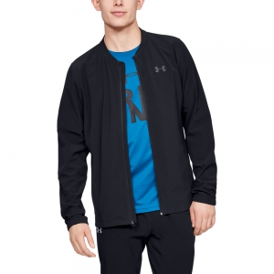 Men's Running Jacket Under Armour Storm Launch 2.0 Jacket  Black 13427120001