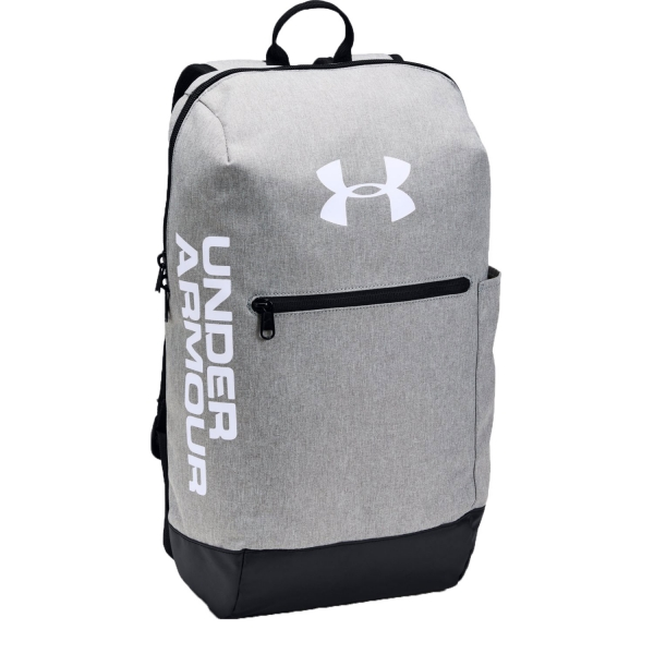 ee5da531f38e Under Armour Patterson Backpack - Grey 1327792-0035