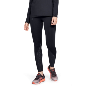 Women's Running Tight Under Armour Qualifier Speedpocket ColdGear Tights  Black 13428830001