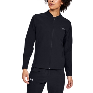 Men's Running Jacket Under Armour Storm Launch Jacket  Black 13428090001