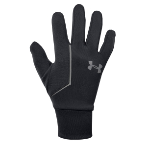Guantes Running Under Armour Storm Run Liner Guantes  Black 13185710001