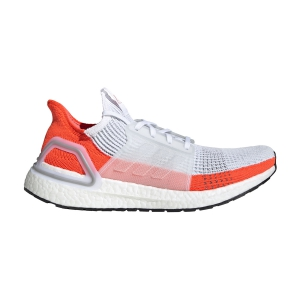 Scarpe Running Neutre Uomo Adidas Ultraboost 19  Ftwr White/Blue Tint S18/Grey Two F17 EF1342