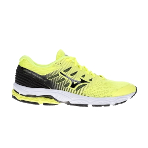 Men's Neutral Running Shoes Mizuno Wave Prodigy 2  Safety Yellow/Black J1GR181009