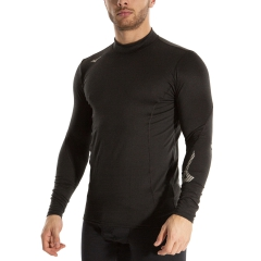 Mizuno Virtual Body G2 Logo Shirt - Black