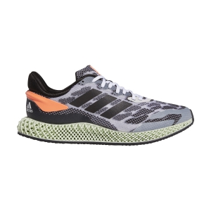 Scarpe Running Neutre Uomo Adidas 4D Run 1.0  Cloud White/Core Black/Signal Coral FW1233