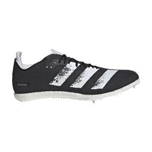 Men's Race Running Shoes Adidas Adizero Avanti  Core Black/Ftwr White/Signal Coral EG7833