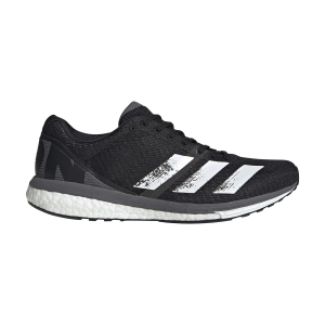 Scarpe Running Performance Uomo Adidas Adizero Boston 8  Core Black/Ftwr White/Grey Five EG7892