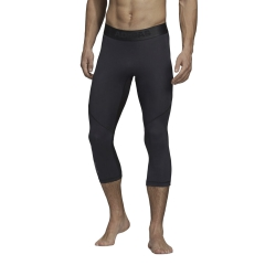 Adidas Alphaskin Sport 3/4 Tights - Black