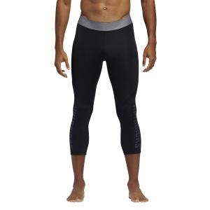 pantaloni termici uomo running adidas