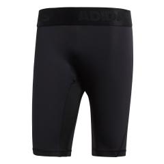 Adidas Alphaskin Sport Short Tights - Black