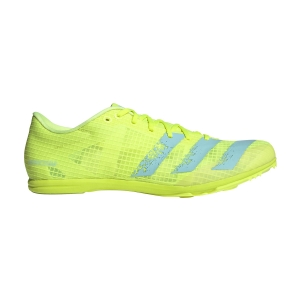 Zapatillas Competición Hombre Adidas Distancestar  Solar Yellow/Clear Aqua/Core Black FW2236