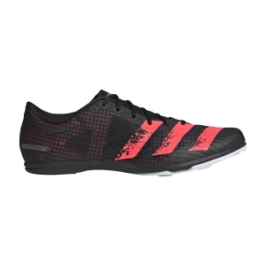 Men's Race Running Shoes Adidas Distancestar  Core Black/Signal Pink/Copper Metallic EG6193