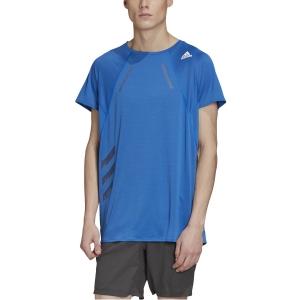 Adidas HEAT.RDY T-Shirt - Glory Blue