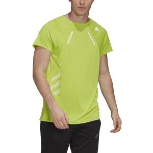 Adidas HEAT.RDY Maglietta - Semi Solar Slime