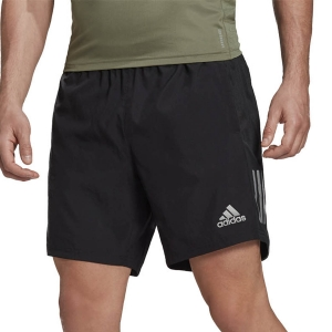 adidas Own The Run 7in Shorts - Black