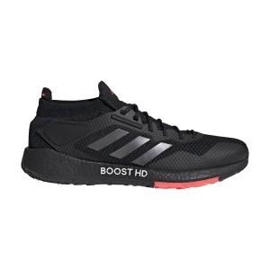 Adidas Pulseboost HD - Core Black/Night Met/Signal Pink
