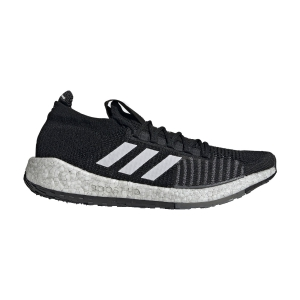 Scarpe Running Neutre Uomo Adidas Pulseboost HD  Core Black/Ftwr White/Grey Six FV0457