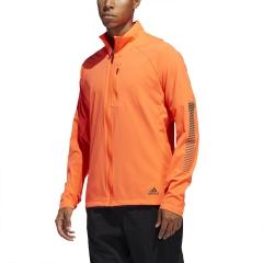 Adidas Rise Up N Run Giacca - Solar Red/Black