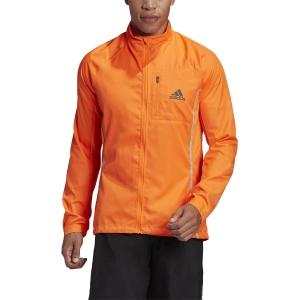 Adidas Runner Giacca - App Signal Orange